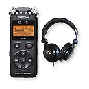 Tascam DR 05 BUNDLE