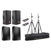 JBL EON615 BUNDLE