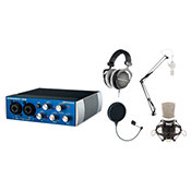 Presonus Audiobox Bundle 4