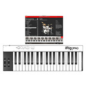 IK Multimédia iRig Keys PRO + SampleTank 3 BUNDLE
