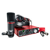 Focusrite Scarlett2 Studio Pack 2nd Generation