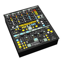 Ddm4000 table de mixage dj behringer - Table de mixage behringer ...