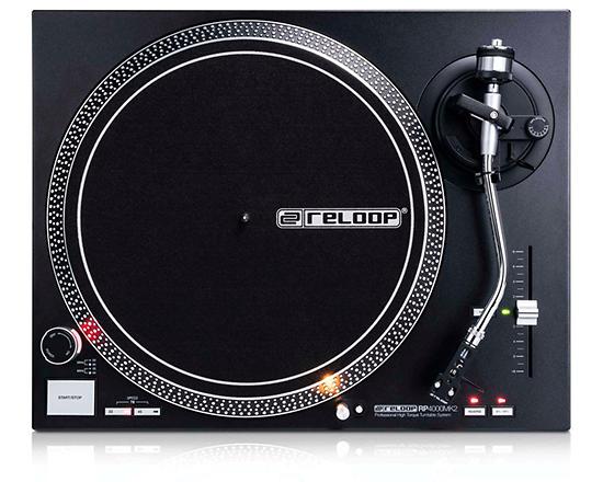 platine vinyle Reloop RP 4000 MK2