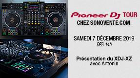 Pioneer DJ Tour