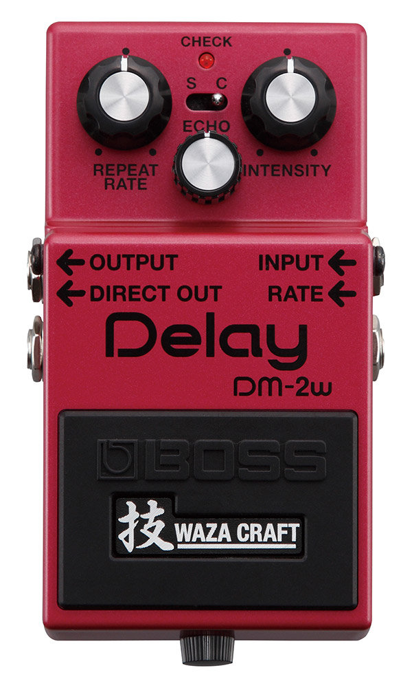 boss dm-2w waza craft
