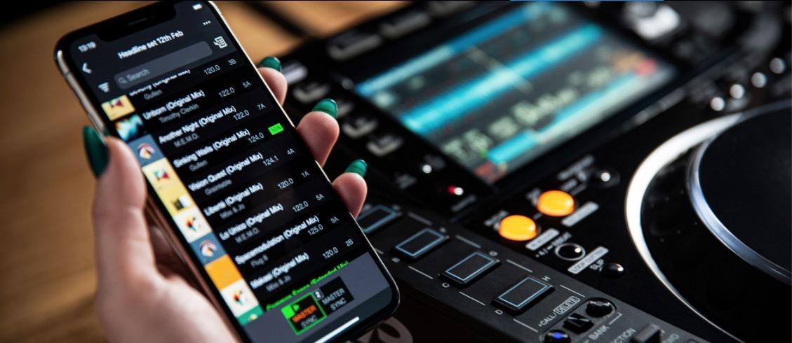 Pioneer dj rekordbox 6 mobile