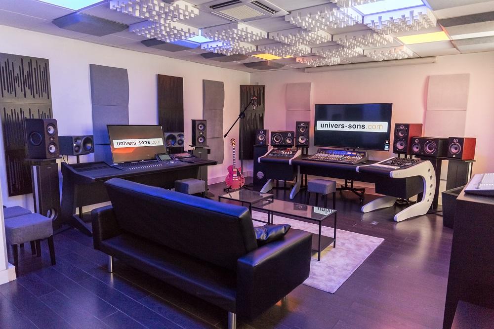 Studio Pro Univers Sons