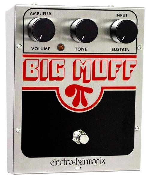 pedale fuzz Electro Harmonix Big Muff