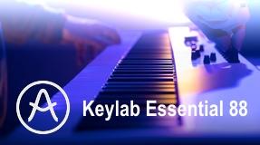 arturia keylab essential 88 news