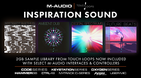 M-Audio Touch Loops