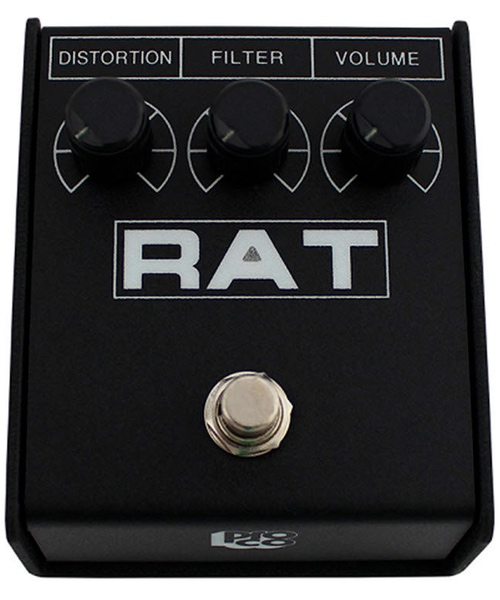 pedale distorsion proco rat 2