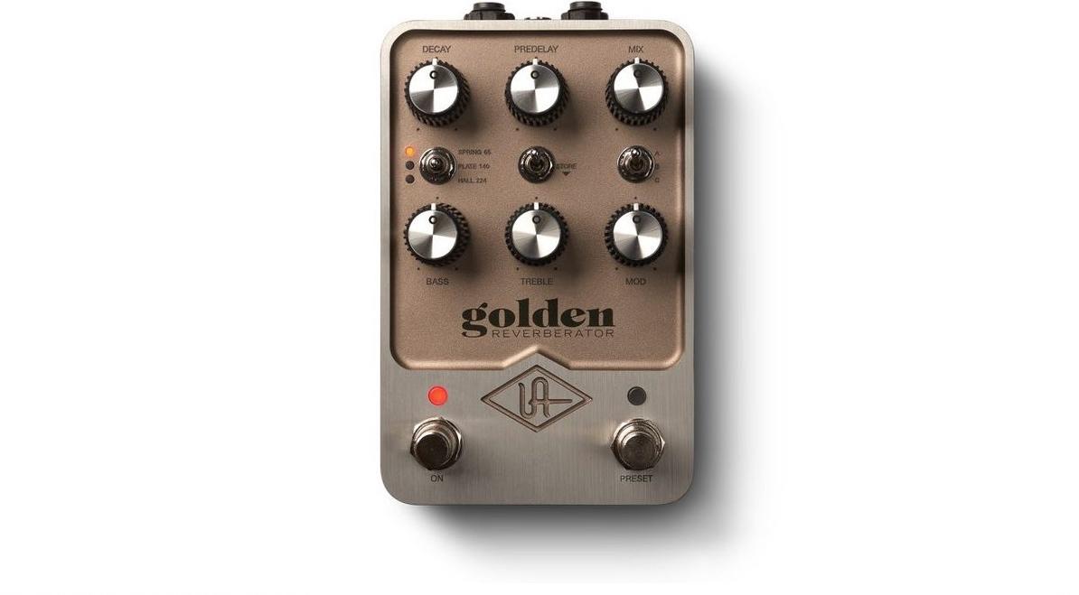ua uafx golden reverberation