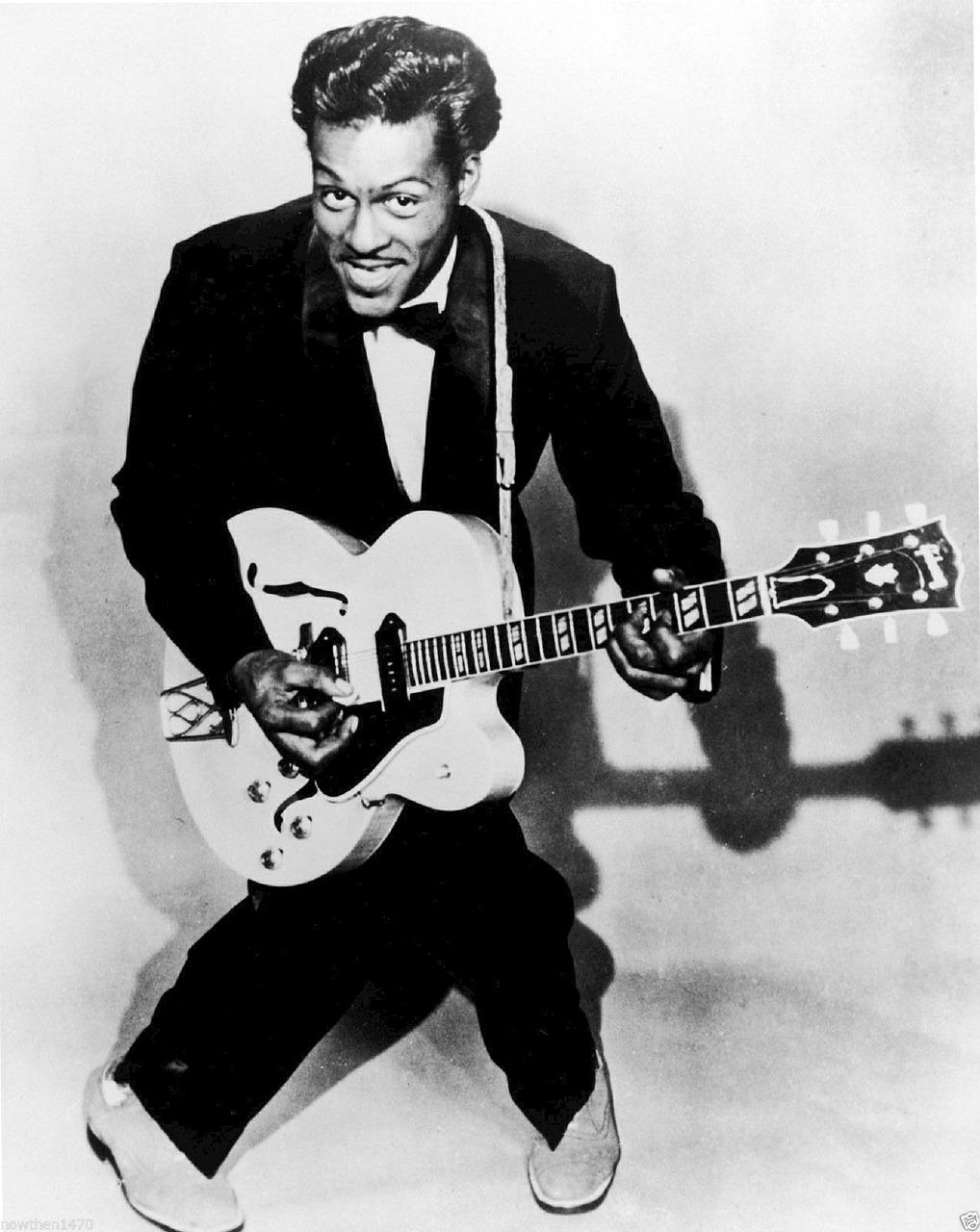 Chuck berry Histoire du Rock