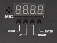 Afficheur LED DMX