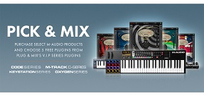 M-Audio - Pick&Mix