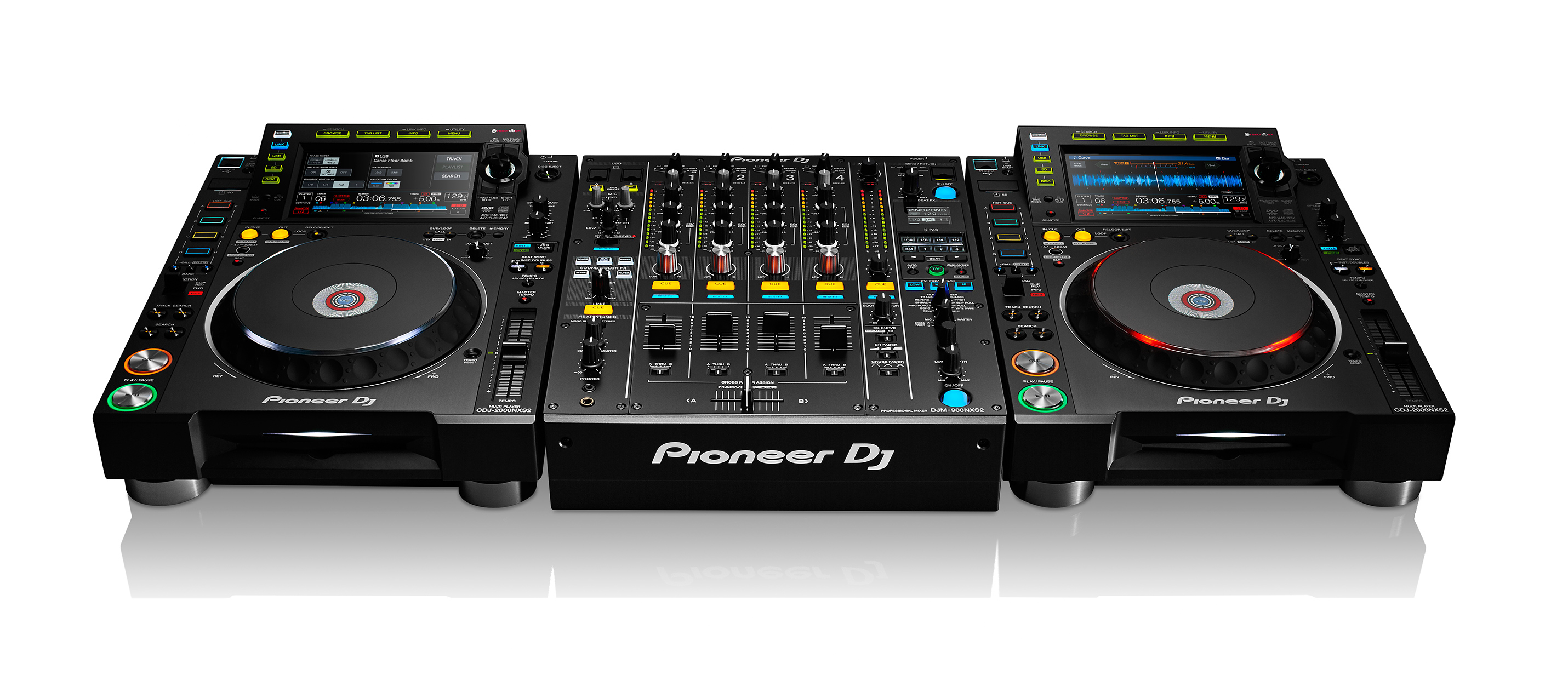 pioneer pr sentation de la cdj 2000 nexus 2 la djm 900. Black Bedroom Furniture Sets. Home Design Ideas