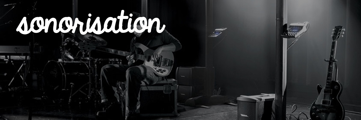 materiel sonorisation 2020