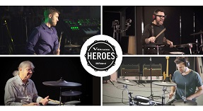 Roland V-Drums Heroes