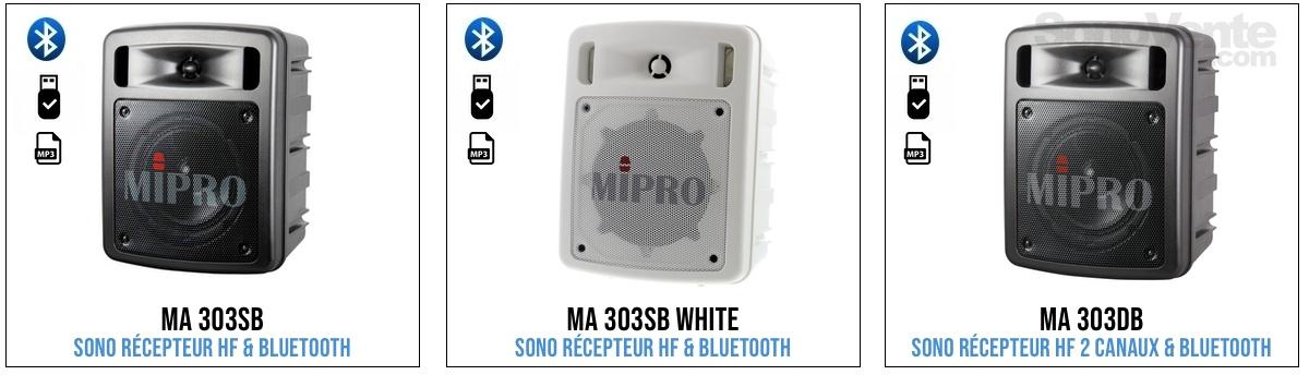 mipro ma303 sono portable bluetooth