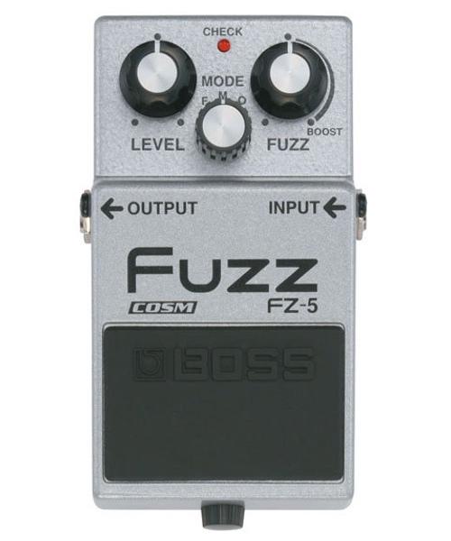 pedale fuzz boss fz5