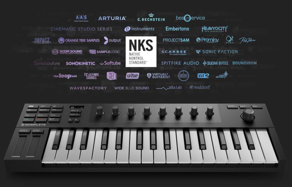 NI KK M32 soft