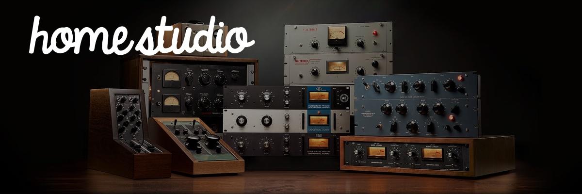 home studio 2020