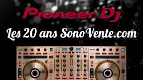 Pioneer DJ DDJ SX2 Gold