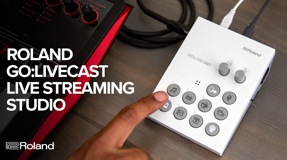 Roland Go livecast news