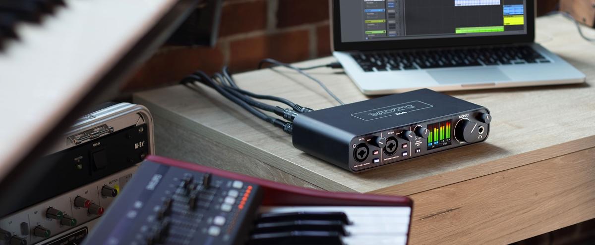 meilleur carte son home studio Comment choisir une carte son externe USB pour Home Studio ?