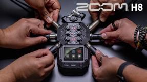 Zoom H8 news