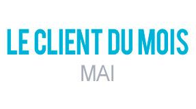 Client du Mois de Mai 2017