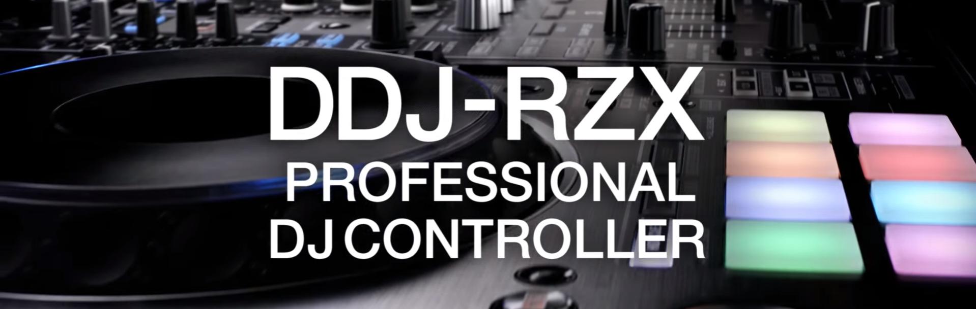 Pioneer DDJ RZX