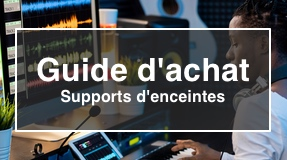 guide achat supports enceintes