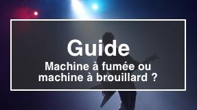 guide machines a fumée