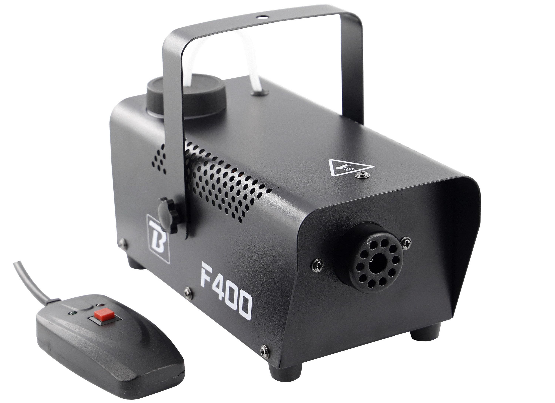 boomtonedj f400 machine à fumée