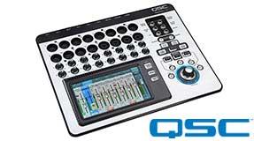 Jeu concours QSC -Touchmix 16