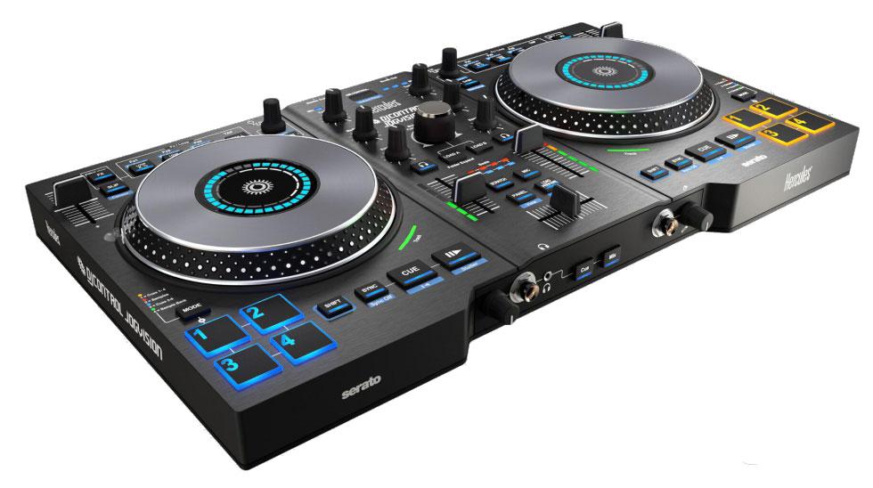 HERCULES - DJ CONTROL JOGVISION