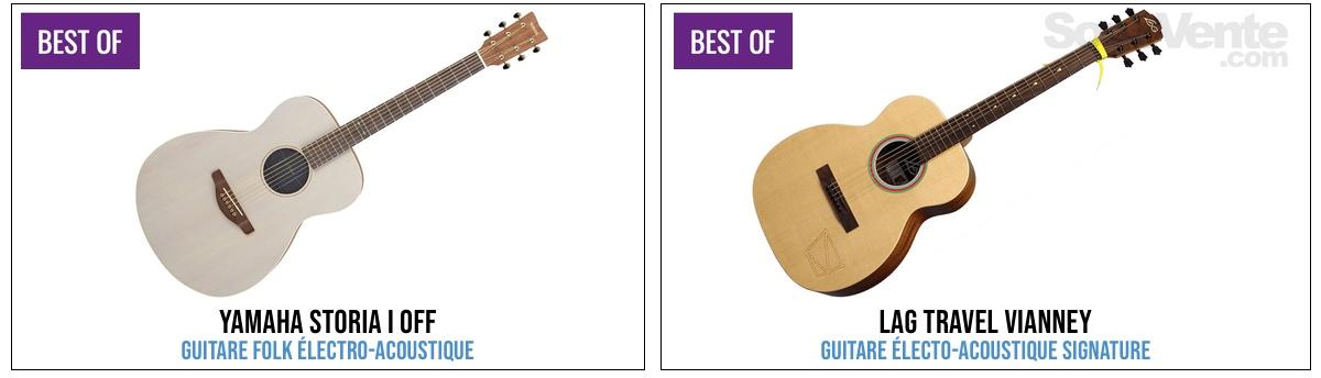 meilleure guitare acoustique 2020