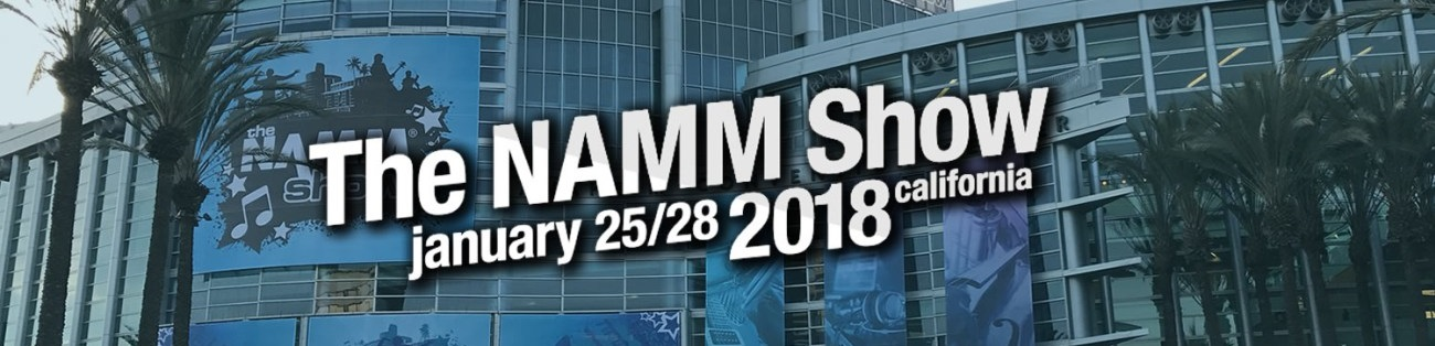 Salon du NAMM 2018
