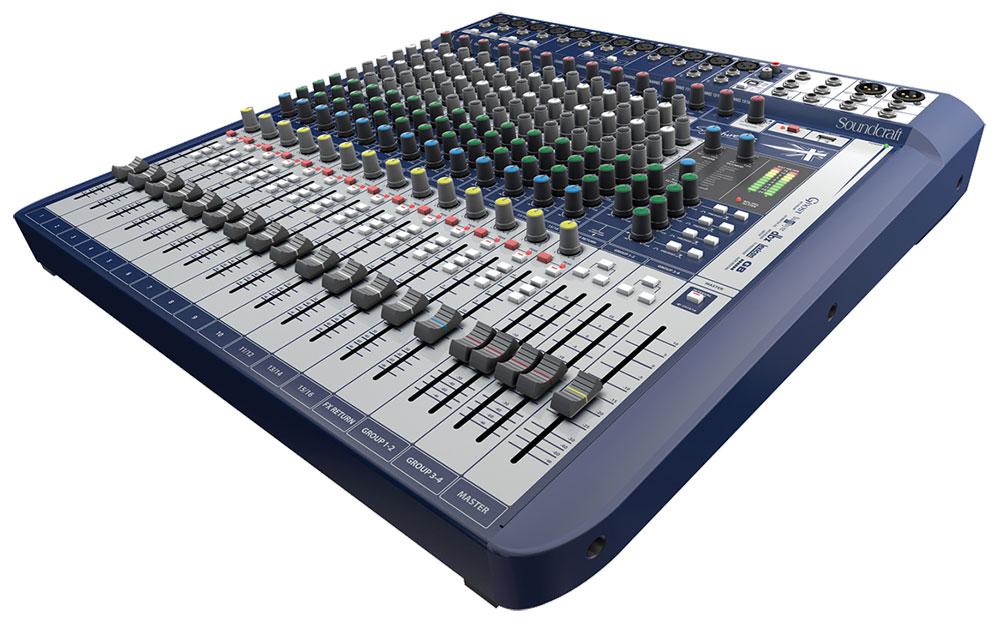 Soundcraft S16