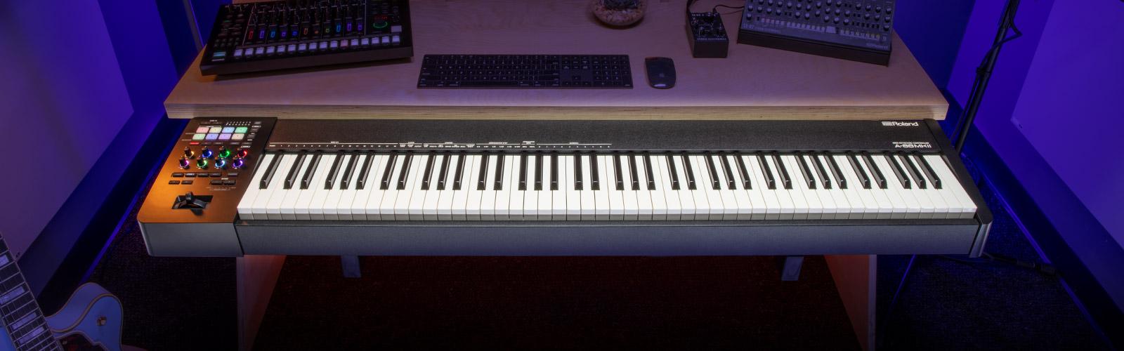 Roland a88MKII midi 2.0