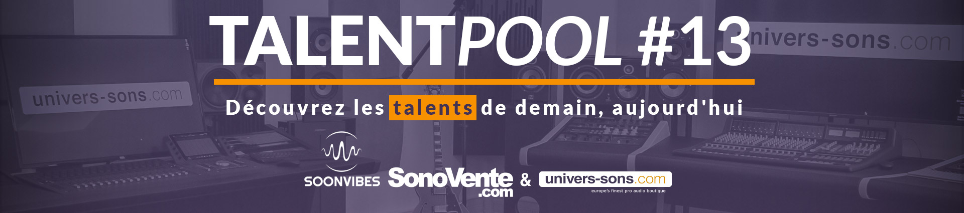 SoonVibes Talent Pool