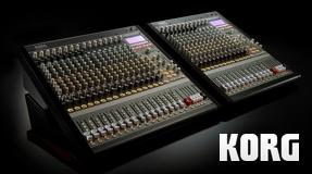 korg console mixage mw-1608 mw-2408