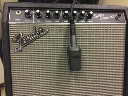 micro audio-technica ae3000