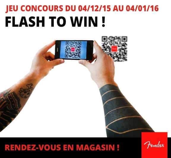 Flash to Win