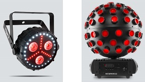 Chauvet new lights