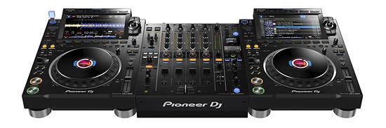 pack pioneer dj cdi 3000 djm900