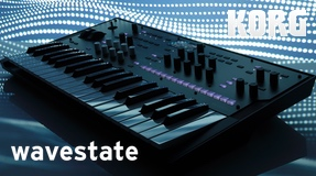 korg wavestate news
