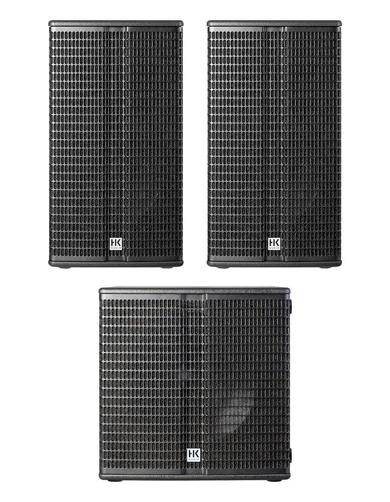 HK Audio Linear 3 pack 1215
