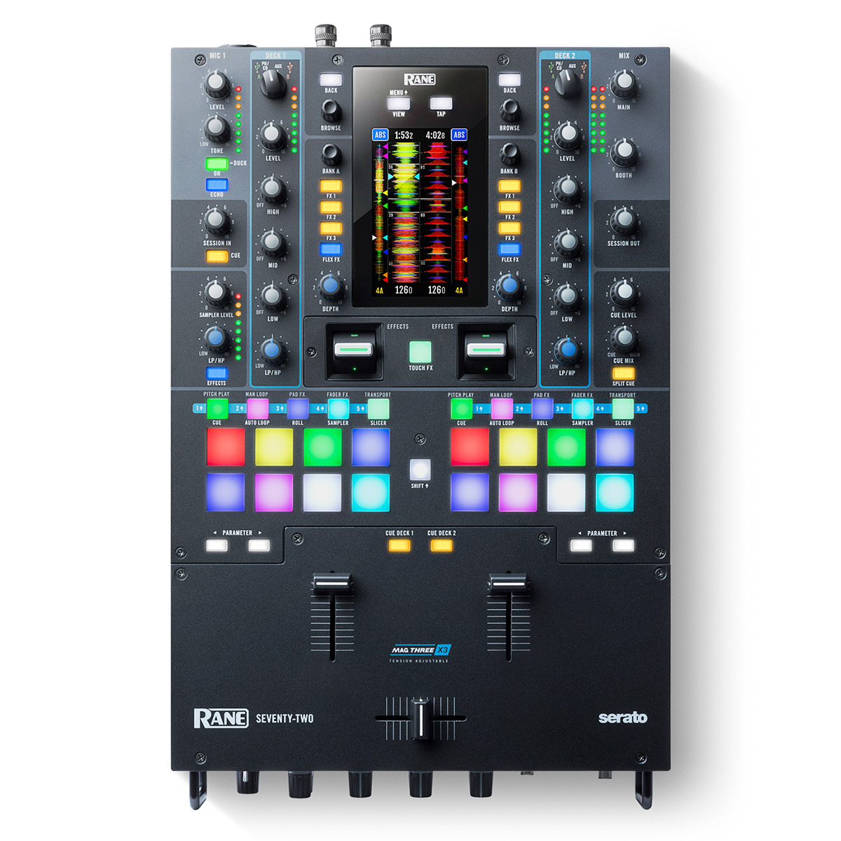 Table de mixage DJ Rane Seventy-Two